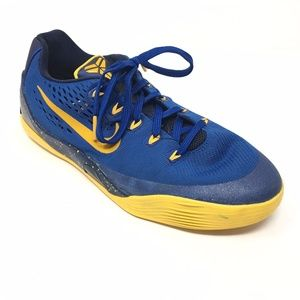 Men's Nike Kobe IX 9 EM Basketball Sneakers  Sz 7M